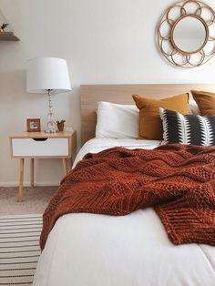 Home Decored Cozy Bedroom Interior Design 30 Ideas For 2019 Cozy Bedroom, Bedroom Apartment, Dream Bedroom, Home Decor Bedroom, Girls Bedroom, Bedroom Furniture, Bedroom Ideas, Cozy Apartment, Design Bedroom