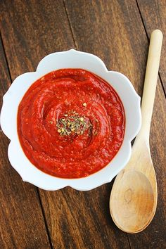5-Minute Pizza Sauce