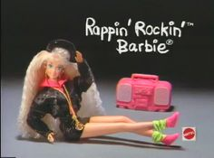 """I had the """"Teresa"""" of this line and she was my all time favorite barbie b/c of her brown hair and cool earrrings"""
