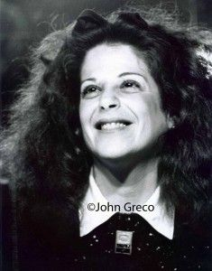 Gilda Radner, 42 (1946-1989)  clever, funny, died too young...........