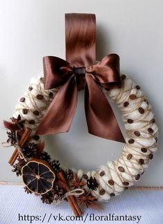 Christmas Wreath for Front Door, Christmas Decoration, Christmas Door Wreath, Christmas Wall Decoration, Christmas Front Door Decoration Christmas Mood, All Things Christmas, Christmas Crafts, Christmas Decorations, Christmas Ornaments, Christmas Wreaths For Front Door, Holiday Wreaths, Door Wreaths, Coffee Crafts