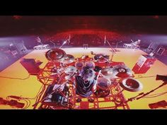 "ONE OK ROCK - Taking Off (Tomoya's Drum Ver.) from ""Ambitions"" JAPAN TOU..."