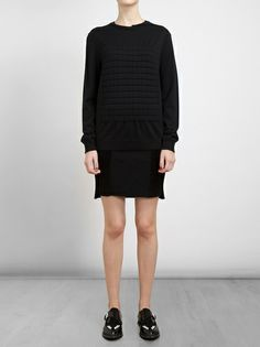 PIECE D ANARCHIVE - Quilted Wool Jumper 5