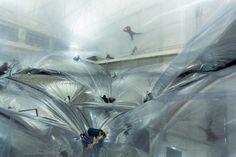 Tomás Saraceno, On Space Time Foam | Trendland: Fashion Blog & Trend Magazine