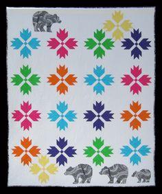 Boulder Creek Designs Here Comes The Moose Pattern Men