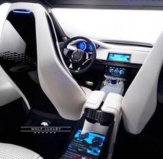 2014 Jaguar CX-17 interior