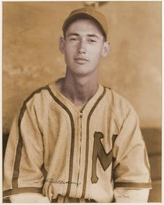 Ted Williams / Minneapolis Millers (1938)