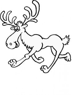 Moose Printable Coloring Pages. Moose is the largest animal from the deer family. They can be found throughout the Northern Hemisphere, especially in cold climates. They inhabit fore. Puppy Coloring Pages, Fish Coloring Page, Free Coloring Sheets, Coloring Pages To Print, Free Printable Coloring Pages, Coloring Book Pages, Coloring Pages For Kids, Frozen Coloring, Marvel Coloring