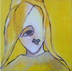 Frag nicht nach Sonnenschein 20 x 20 cm 2012
