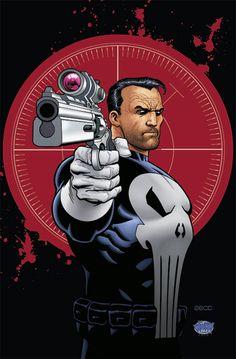 #Punisher #Fan #Art. (Punisher) By: Mike Zeck. (THE * 5 * STÅR * ÅWARD * OF: * AW YEAH, IT'S MAJOR ÅWESOMENESS!!!™)[THANK Ü 4 PINNING!!!<·><]<©>ÅÅÅ+(OB4E)