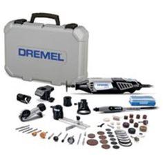 Dremel 114-4000-6/50 4000 Series Rt Storage Case Flex Shaft, As Shown