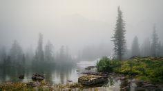 Озеро Лазурное. Хребет Ергаки. Красноярский край.