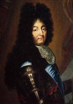Louis XIV of France Artist: Hyacinthe Rigaud Louis Xiv, French History, Art History, Duc D'anjou, Ludwig Xiv, French Royalty, Maria Theresa, 17th Century Art, Royals