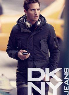 VNY Models: Ollie edwards