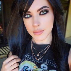 Maya Mia ♌️ Makeup Artist @maya_mia_y For this look I u...Instagram photo | Websta (Webstagram)