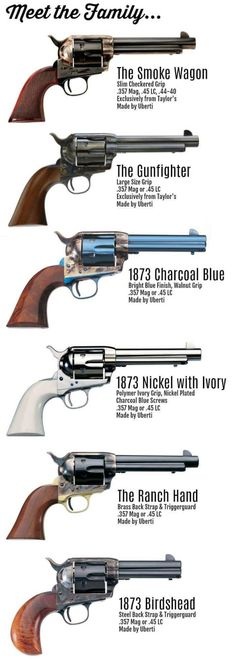 great finishes on classic cowboy action pistols