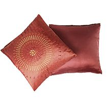 Orange Cushion Covers, 2-pack, Ackermans, R59.95