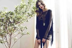 Fringes, Cherry, Mini, Lace, Outfits, Dresses, Style, Vestidos, Swag