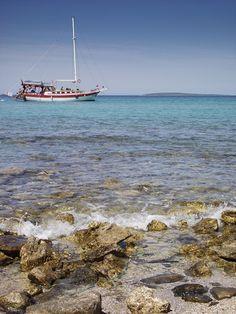 Guleting cruising the Aegean coast of Turkey