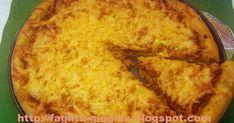 Σπιτικές παραδοσιακές συνταγές, μαγειρικής - ζαχαροπλαστικής, της γιαγιάς. Pizza, Cheese, Breakfast, Food, Morning Coffee, Meals, Yemek, Eten