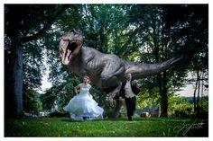 überraschender Besuch auf einer Hochzeit