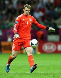 Manuel Neuer best goal keeper in the world