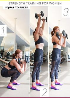 8 Strength Training Exercises Every Woman Can Do