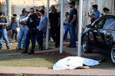 Briga entre dois policiais militares terminou com um morto na tarde deste sábado