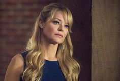 "Arrow -- ""Lost in the Flood"" -- Image AR422a_0457b.jpg -- Pictured: Charlotte Ross as Donna Smoak -- Photo: Dean Buscher/The CW -- © 2016 The CW Network, LLC. All Rights Reserved."