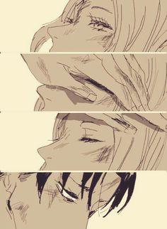 Levi and Petra Attack On Titan Aesthetic, Attack On Titan Art, Levi And Petra, Levi Squad, Rivamika, Captain Levi, Levihan, Anime Japan, Manga Love