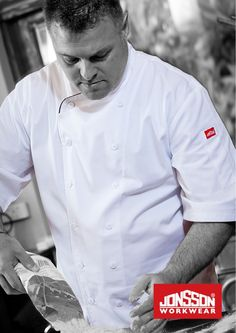 #JonssonWorkwear #Kitchen #Chef #Photography #Work #Workwear