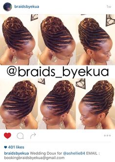 Flat twist updo - June 01 2019 at Braided Hairstyles Updo, Flat Twist Hairstyles, Flat Twist Updo, Braided Hairstyles For Black Women, African Braids Hairstyles, Dreadlock Hairstyles, Braids For Black Hair, My Hairstyle, Braided Updo