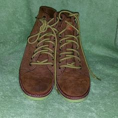 Coach C signature boots Still in great shape worn couple time Coach Shoes Ankle Boots & Booties
