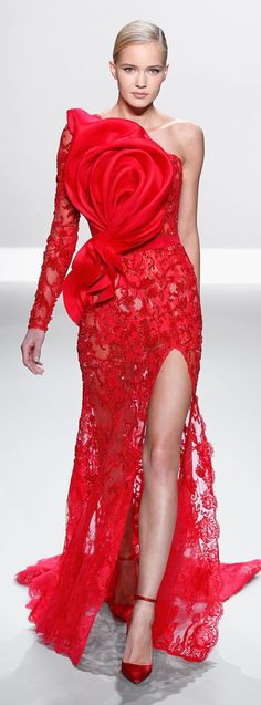 Ralph & Russo Spring Summer 2014 Collection