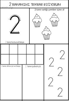 Numbers Preschool, Preschool Printables, Preschool Worksheets, Fun Activities For Kids, Writing Activities, Preschool Activities, Abc Crafts, Subitizing, Simple Math