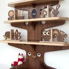 For Those Decorating Their Nursery In A Woodland/forest Theme