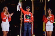 Quintana wins second Vuelta a España ahead of Froome and Chávez..