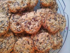 Chefkoch.de Rezept: Double Chocolate Cookies