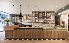 Coffee shop interiors, coffee cafe interior, cafe shop design, coffee bar d Restaurant Design, Deco Restaurant, Modern Restaurant, Café Bar, Bar Interior, Interior Livingroom, Interior Plants, French Interior, Scandinavian Interior