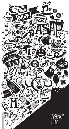 Agency life mural - peterjaycob