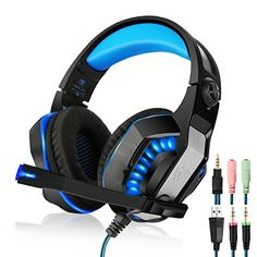 ec7e76d027a Beexcellent GM-2 Gaming Headset with Mic - Sound Clarity,... Headphone
