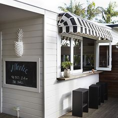 Outdoor bar I Atlantic Byron Bay