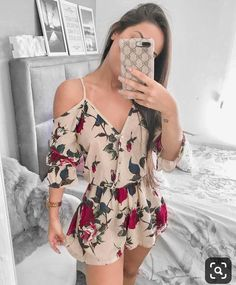 Cute Outfits For Kids, Cute Summer Outfits, Outfits For Teens, Girl Outfits, Casual Outfits, Summer Dresses, Girl Fashion, Fashion Dresses, Summer Wedding Outfits