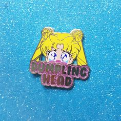 VERSION 2.0 Sailor Moon Dumpling Head Usagi Tsukino Hard
