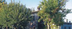 Historical house near Roma, Italy