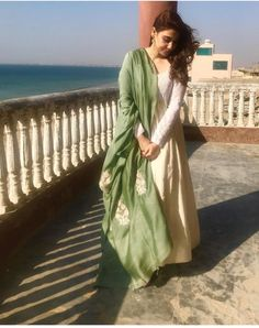 Get the latest trends ruling the charts in India. Indian Attire, Indian Wear, Indian Outfits, Churidar Designs, Kurta Designs Women, Indian Gowns Dresses, Pakistani Dresses, Girls Dresses, Eastern Dresses
