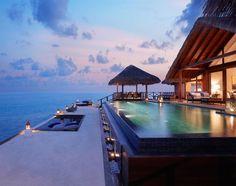 Andronis Luxury Suites, Santorini, Greece. Saffire Freycinet, Great Oyster Bay, Australia. Likuliku Lagoon Resort, Fiji. Taj Exotica Resort and Spa, Maldives. Shangri-la Boracay Resort and Spam Phi…