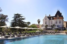 It's Time to Escape to a French Winery and Château Europe Eu, Adventure Time, Swimming Pools, Places To Go, French, Mansions, House Styles, Beaches, Trips