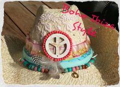 Unieke Ibiza hoeden bij Zus en Zo Lifestyle