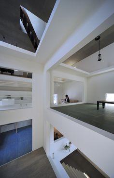 Hiroyuki Shinozaki Architects . house T, Tokyo